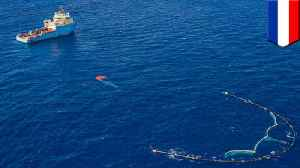 Ocean Cleanup redesigns its plastic-catching barriers [Video]