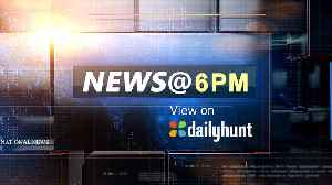 News @ 6 pm, August 20th