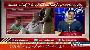 Asma Shirazi's Views On The Telephonic Call Between American President Trump And Pm Imran Khan [Video]