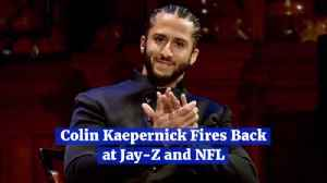 Colin kaepernick's Opinion On Jay-Z And The NFL [Video]