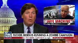 Tucker Carlson: Joe Biden is running a zombie campaign [Video]
