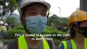 Meet the many faces of Hong Kong's protests [Video]