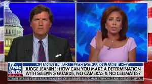 Judge Jeanine questions Epstein death, cellmate [Video]