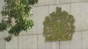 News video: Britain concerned at reports HK consulate worker held in China