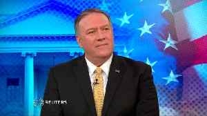 NK talks have not resumed as quickly as hoped: Pompeo [Video]