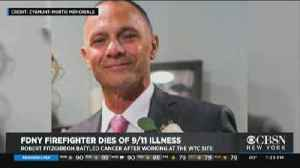 FDNY Firefighter Dies Of 9/11-Related Illness [Video]