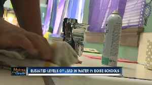 #UPDATE: Progress made on elevated levels of lead in water at 23 Boise schools [Video]