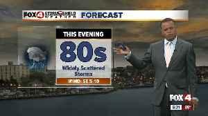 Monday 6PM Forecast [Video]