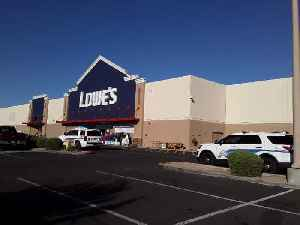 UPDATE: Police investigate shooting, vehicle crash at Lowe's in Bullhead City [Video]