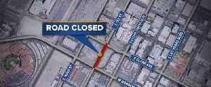 Downtown Las Vegas road closure until Feb. 2021 [Video]