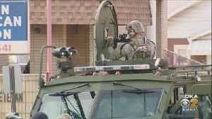 SWAT Team Surrounds Beaver Co. Apartment Building [Video]