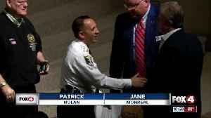 Former Sheriff files ethics complaint against Sheriff Carmine Marceno [Video]