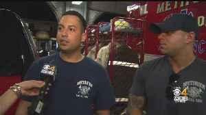 EMTs Rescue Boy After Dad Cuts Off Ambulance [Video]