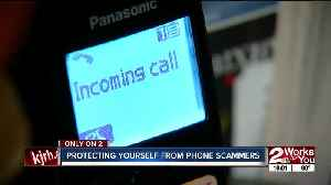 Protecting yourself from phone scammers [Video]