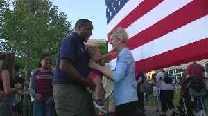 Thousands Attend Elizabeth Warren Event In St. Paul [Video]