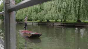 Uber Boat arrives in Cambridge offering punting trips on app [Video]