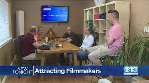 Rancho Cordova Working To Attract Filmakers [Video]