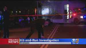 Riverside Hit-And-Run Accident Leaves 1 Man Dead, Police Searching For Driver [Video]