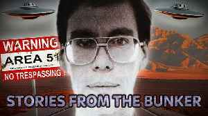 Bob Lazar: UFOs, Aliens and Area 51 | Stories From The Bunker #40 [Video]