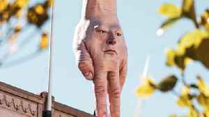 A Giant Hand Statue Is Creeping Out New Zealanders [Video]