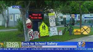 Back To School For LA Students Means Back To Driving Slowly Around Schools [Video]