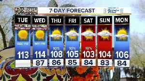 Weather Action Day: Dangerous, record-breaking heat [Video]