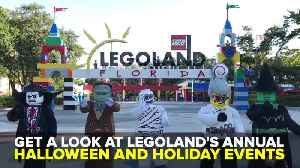 Get a look at LEGOLAND's Halloween and holiday events | Taste and See Tampa Bay [Video]