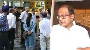 CBI, ED at Chidambaram's house after Delhi HC refuses pre-arrest bail [Video]