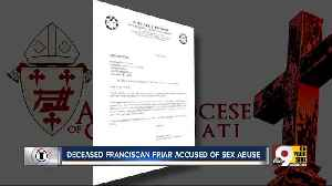 Deceased Franciscan friar accused of sexual abuse [Video]