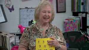 'Tried Retirement Once': Oklahoma Teacher Celebrating Half a Century of Being an Educator [Video]