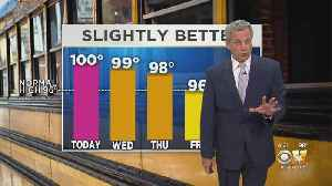 Summer Heatwave: Slightly Better [Video]