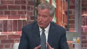 De Blasio Needs To Gather Support Quickly To Stay In Presidential Race [Video]