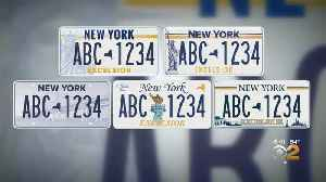 New NY License Plate Plan Sparks Outrage [Video]