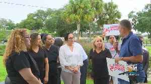Florida Nurses: Clinic Warns Only Speak English Or Be Fired [Video]