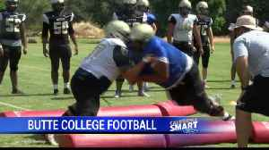 Butte College Football [Video]