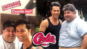 Salman Khan's Tsunami JOINS Varun Dhawan In Coolie No: 1 | WATCH | Sara Ali Khan [Video]