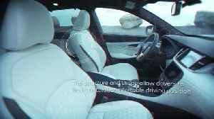 Infiniti QX50 gravity seats [Video]