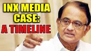 Trouble mounts for Chidambaram as HC dismisses his anticipatory bail in INX Media Case|Oneindia News [Video]