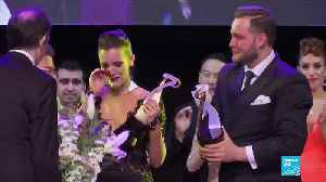 Argentine, Russian dancers crowned winners of world tango championship [Video]