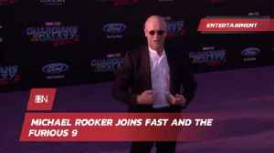 Fast And Furious 9 Adds Michael Rooker [Video]