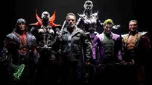 Mortal Kombat 11 - Official Roster Reveal Trailer [Video]