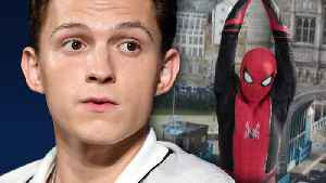 News video: Tom Holland To Lose Spider-Man Role Over Sony Disney Standoff?