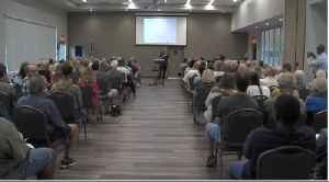 News video: 100 people attend active shooter seminar in Indian River County