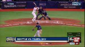 Tom Murphy homers again in Seattle Mariners' 7-4 win over Tampa Bay Rays [Video]