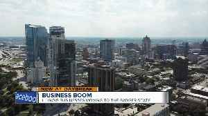 Business Boom: Illinois businesses moving to the Badger state [Video]