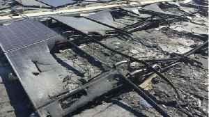 Walmart Blames Rooftop Fires On Tesla's Solar Panels [Video]