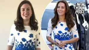 I'm obsessed with Kate Middleton [Video]