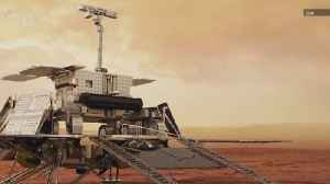 Europe's ExoMars Rover Will Have An Alien-Hunting Camera [Video]