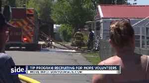 TIP program recruiting more volunteers [Video]