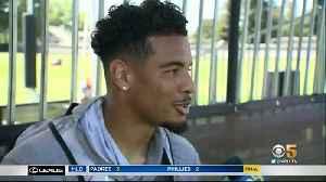 Raiders Rookie Hoping to Make Hometown Team [Video]